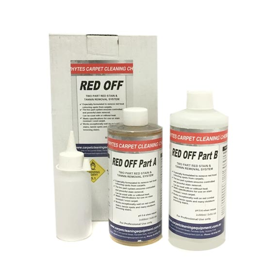 Red Off Kit 500ml