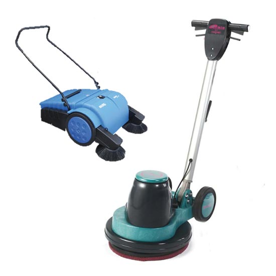 Sweepers/Scrubbers