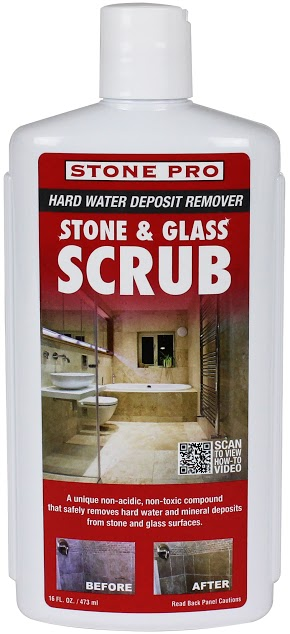Stone and Glass Scrub 1 Quart